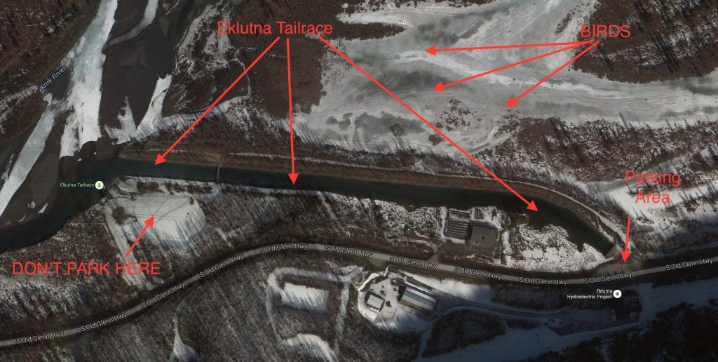 Tailrace Map